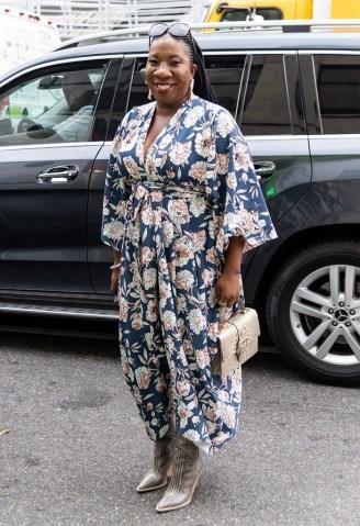 Celebrity Sightings In New York City - September 10, 2019