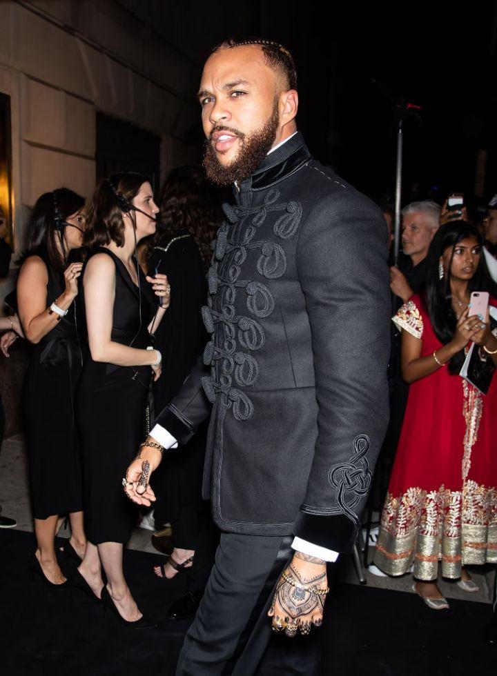 Celebrity Sightings In New York City - September 07, 2019