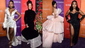 Normani, Rihanna, Cardi B, Megan Thee Stallion