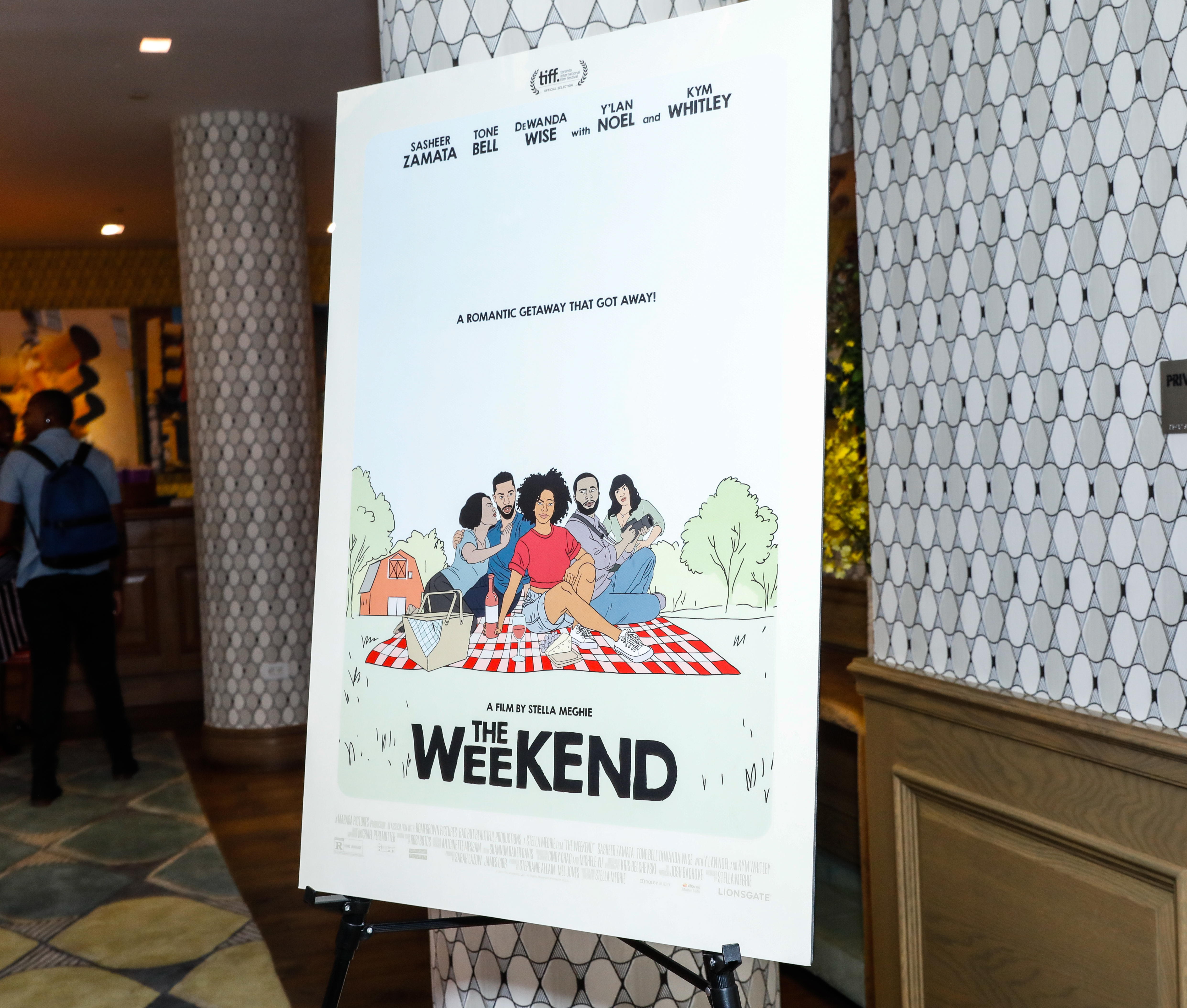The Weekend Screening Hosted By Madame Noire and Hello Beautiful