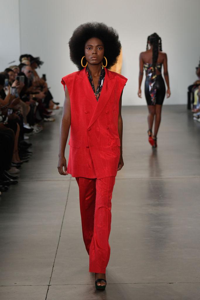 Romeo Hunte - September 2019 - New York Fashion Week: The Shows
