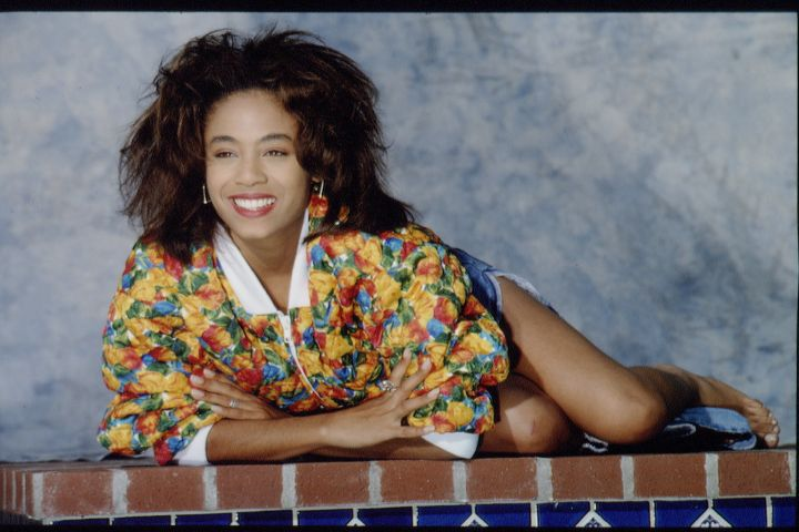 Jada in the early 90's
