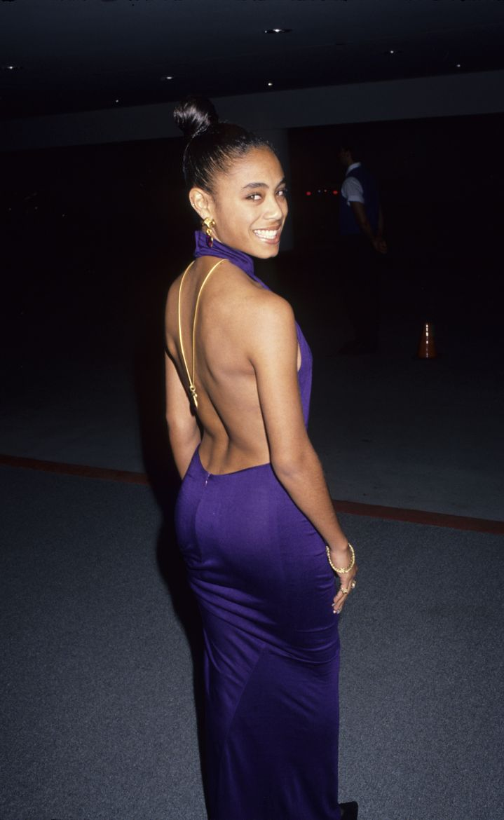 """Jada Celebrating the 100th Episode of """"A Different World"""""""