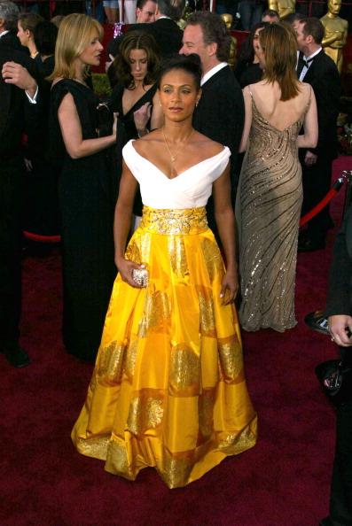 Jada at the 74th Annual Academy Awards