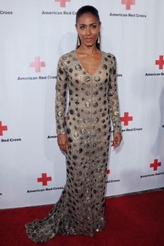 Santa Monica Red Cross Red Tie Affair Fundraiser Gala - Arrivals