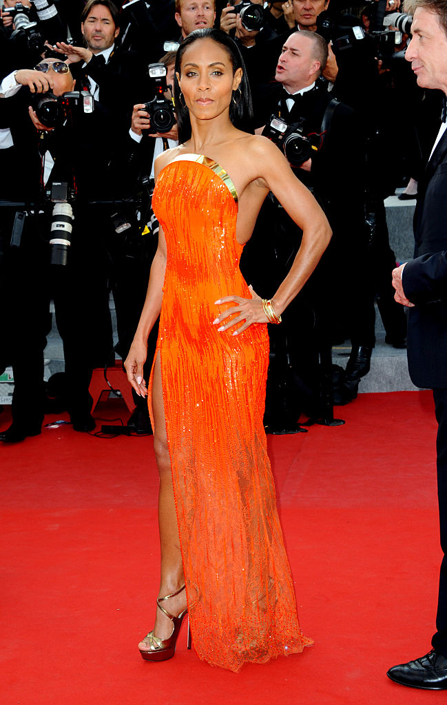 Jada at the 65th Annual Cannes Film Festival