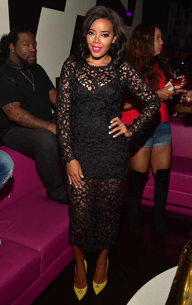 A Birthday Celebration For: Tammy Rivera, Angela Simmons And Young Joc