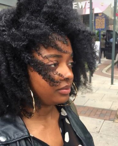 Miesha Sweetenburg hair stylist
