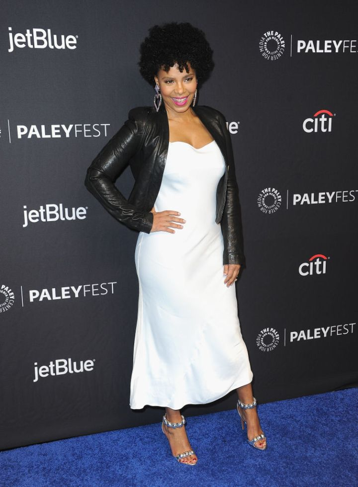 SANAA LATHAN AT THE PALEY CENTER FOR MEDIA'S 2019 PALEYFEST LA, 2019