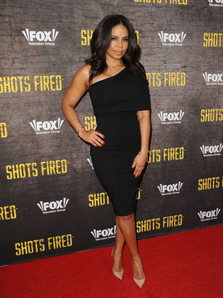 "SANAA LATHAN AT FOX'S ""SHOTS FIRED"" FYC EVENT, 2017"