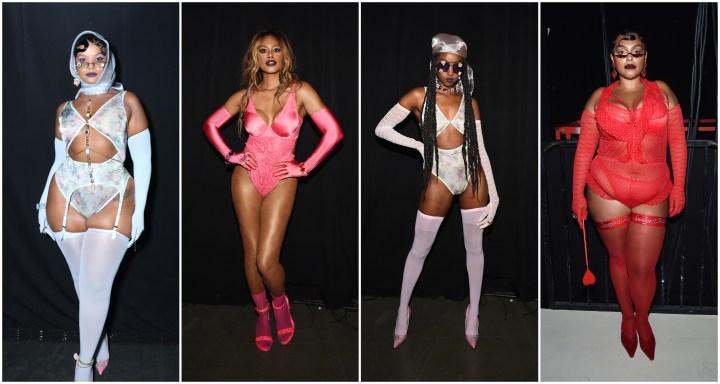 Rihanna Fenty X Savage Fashion Show