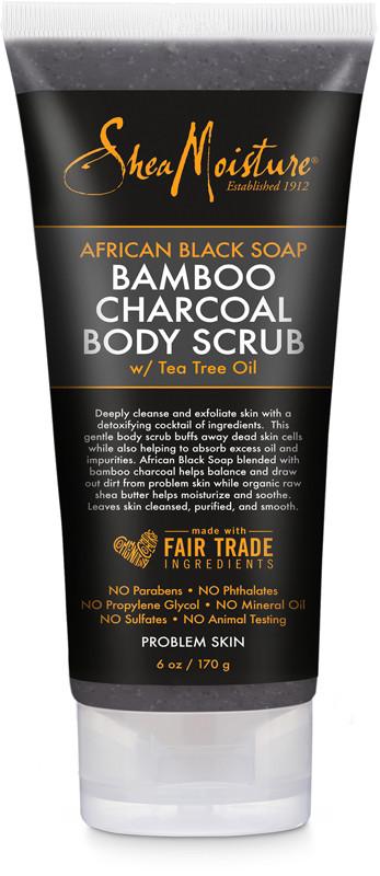 African Black Soap Scrub