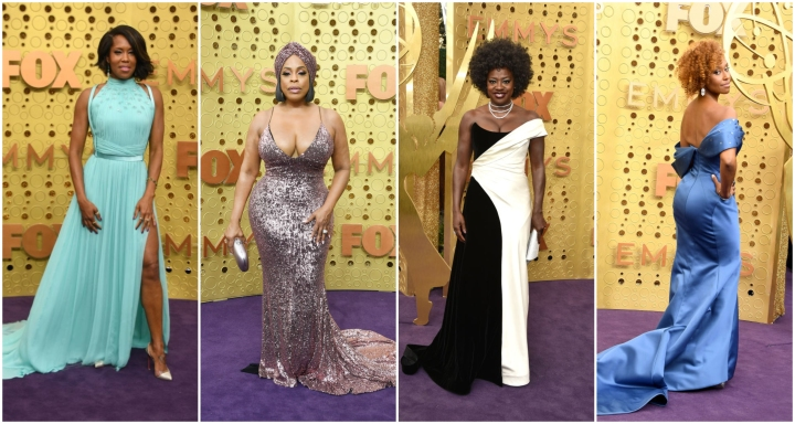 2019 Emmys Red Carpet