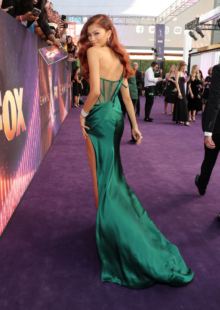 FOX's Coverage of The 71st Primetime Emmy Awards - Roaming Carpet