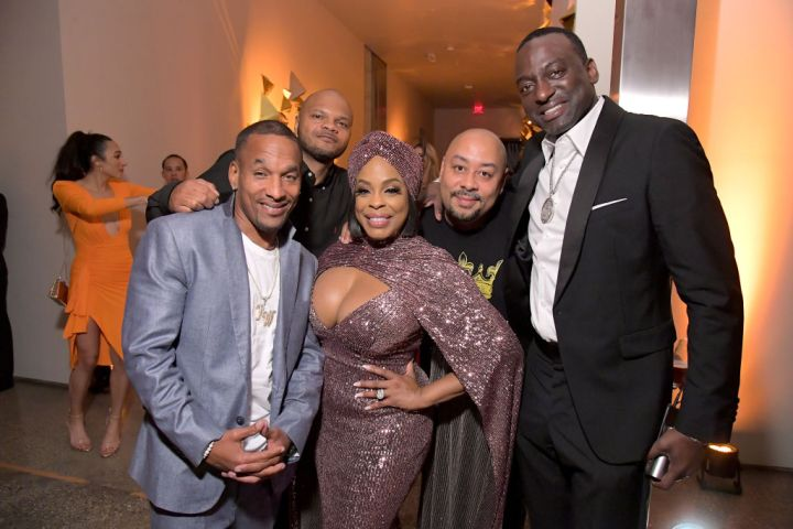 Korey Wise, Kevin Richardson, Niecy Nash, Raymond Santana, and Yusef Salaam