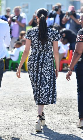Royal visit to Africa - Day One