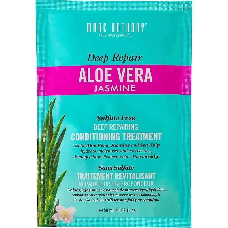 Marc Anthony Deep Repair Aloe Vera & Jasmine Oil Deep Conditioning Packet