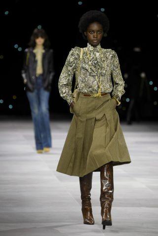 Celine : Runway - Paris Fashion Week - Womenswear Spring Summer 2020