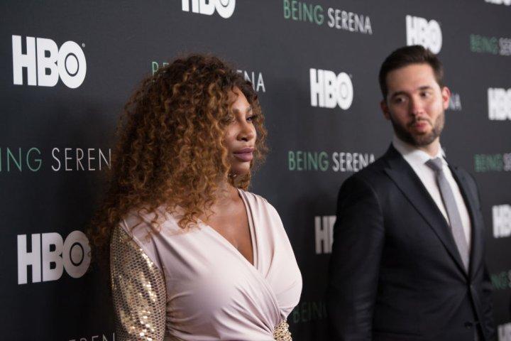 """""""Being Serena"""" New York Premiere"""