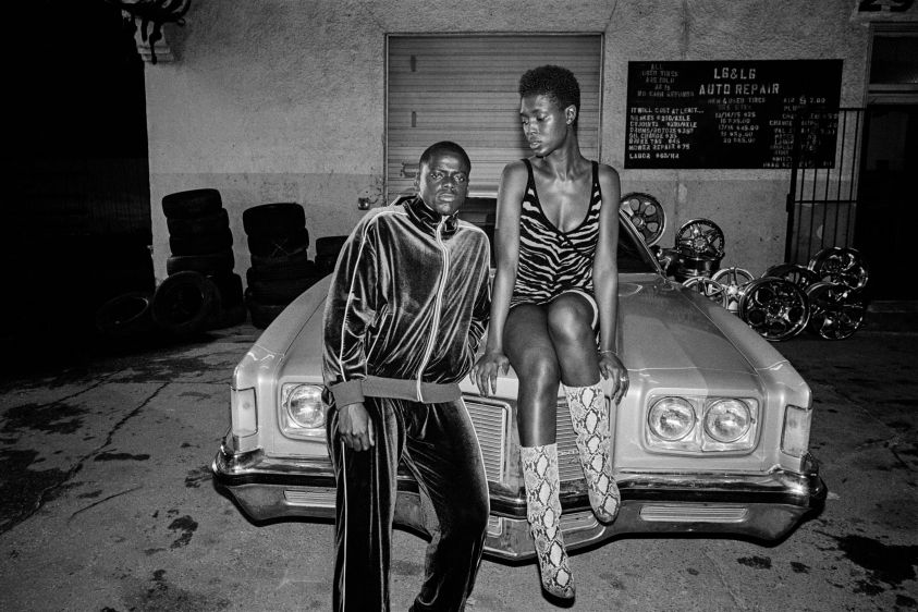 Daniel Kaluuya and Jodie Turner-Smith Queen & Slim Images