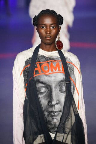 Vivienne Westwood : Runway - Paris Fashion Week - Womenswear Spring Summer 2020