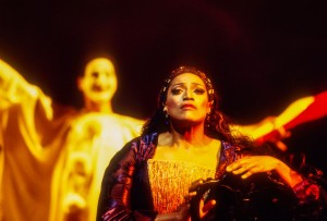 Jessye Norman In 'Ariadne Auf Naxos'