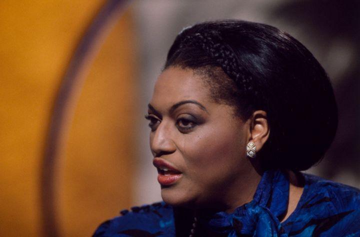 Portrait de Jessye Norman