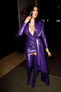 Celebrity Sightings : Paris Fashion Week - Womenswear Spring Summer 2020 : Day Eight