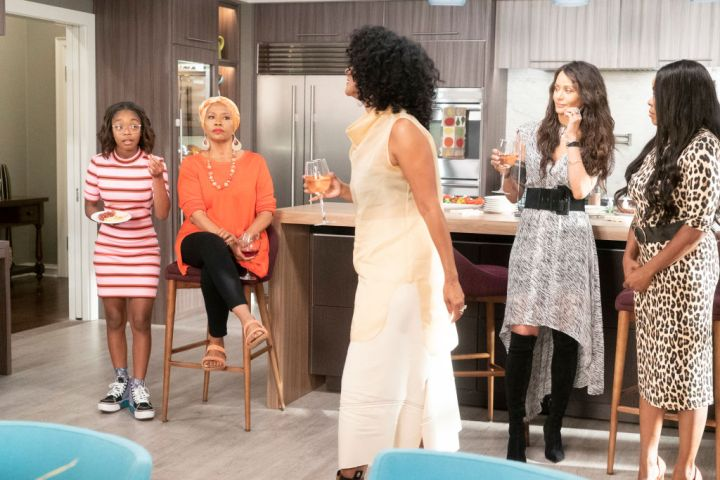 "ABC's ""Black-ish"" - Season Six"