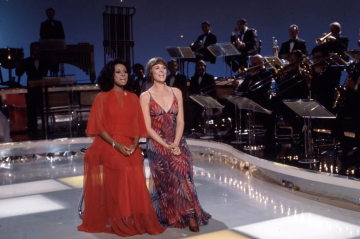 Diahann Carroll, Julie Andrews Appearing On 'The Julie Andrews Hour'