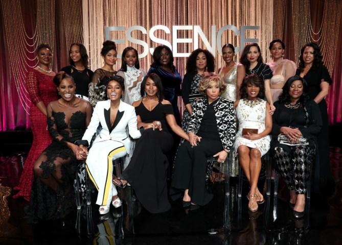 Essence Black Women In Hollywood Awards - Inside