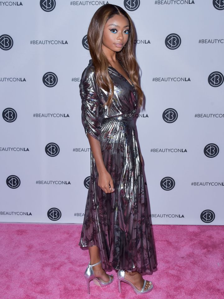 At Beautycon Festival Los Angeles 2019 - Day 2