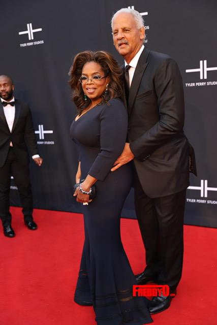 Oprah & Steadman