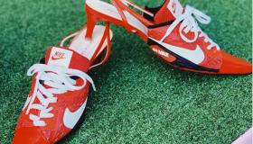 Ancuta Sarca Nike Kitten Heels