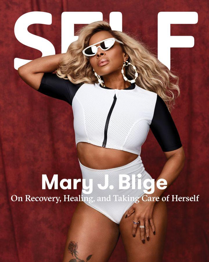 Mary J. Blige on SELF