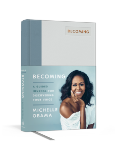 Michelle Obama Becoming Journal