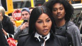 Celebrity Sightings In New York - October 08, 2019