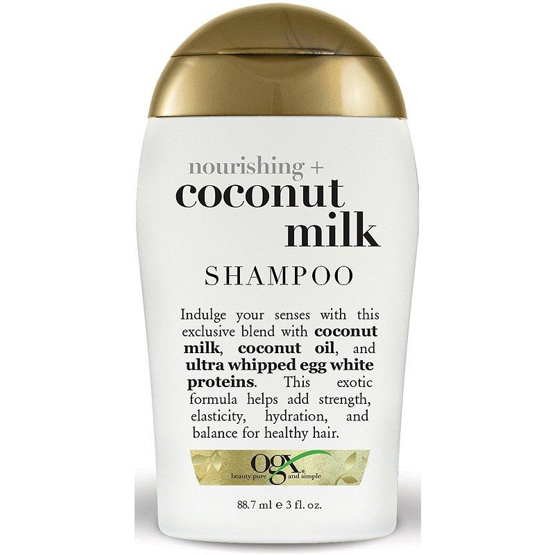 OGX Trial Size Nourishing Coconut Milk Shampoo