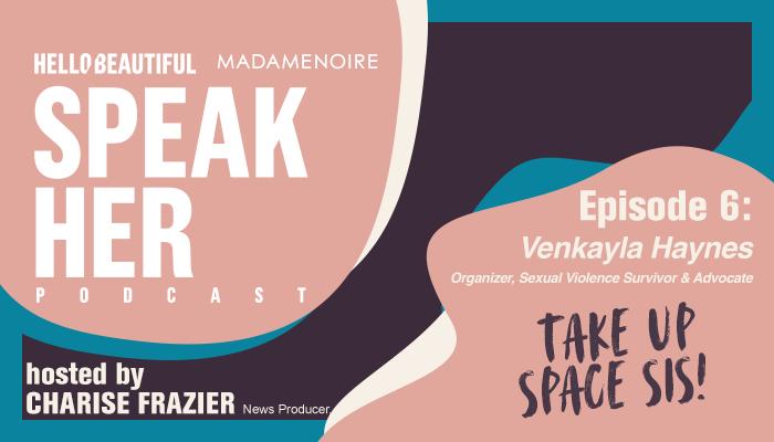 SpeakHER Podcast, Season 3, Episode 6