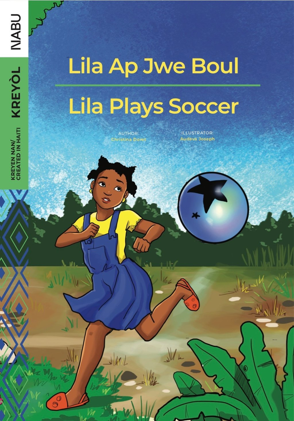 Lila Plays Soccer