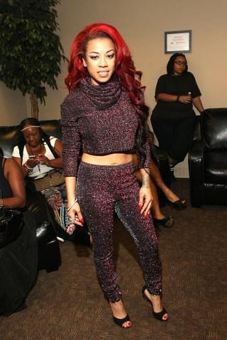 BET Hip Hop Awards 2014 Backstage