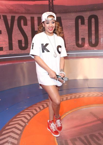 KEYSHIA COLE AT 106 & PARK LIVE, 2014