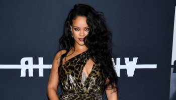 Launch Of Rihanna's First Visual Autobiography, Rihanna