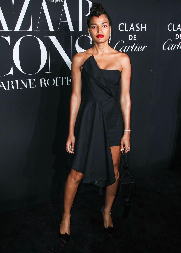 2019 Harper's BAZAAR Celebration of 'ICONS By Carine Roitfeld' held at The Plaza Hotel on September 6, 2019 in Manhattan, New York City, New York, United States.
