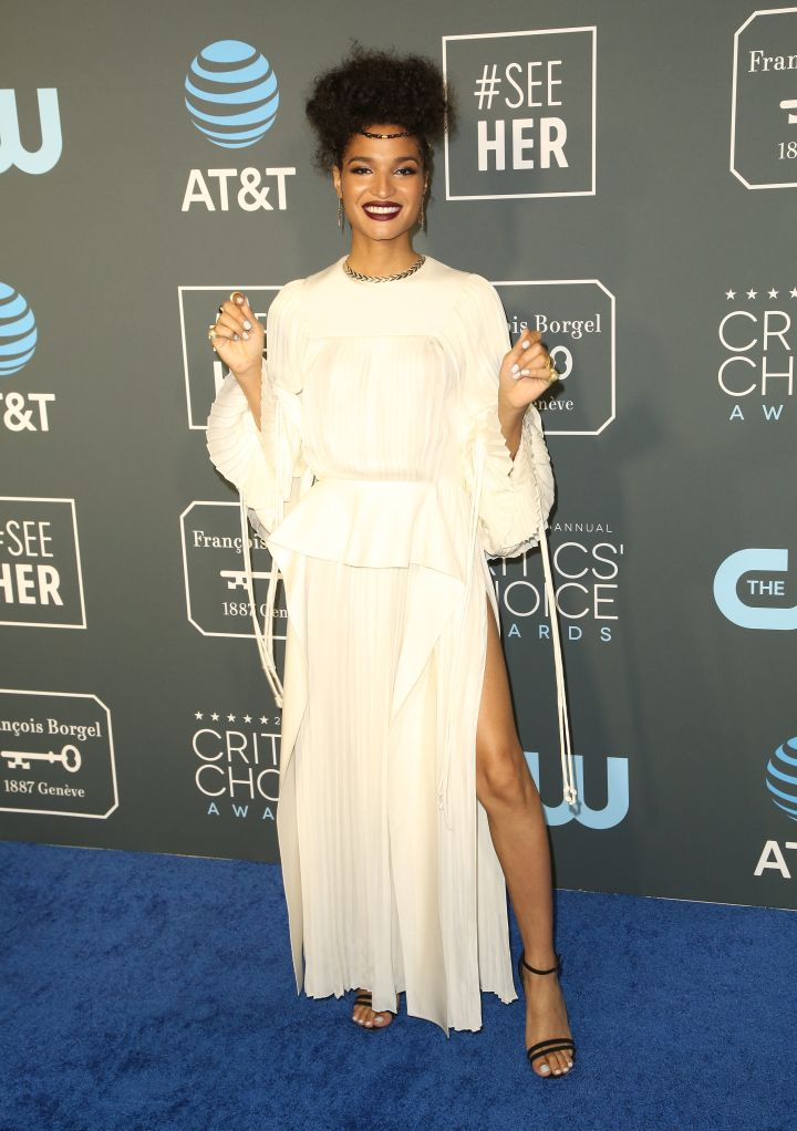 24th Annual Critic's Choice Awards Arrivals