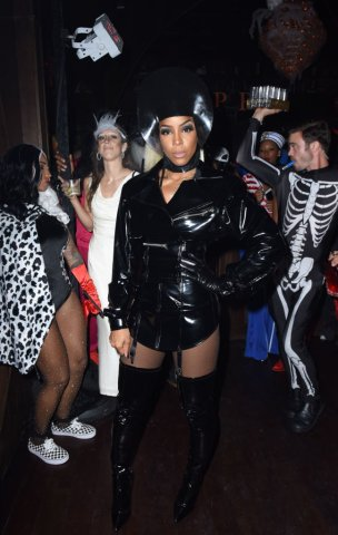 Ciroc Kicks Off Halloween with Lenny S. & Kelly Rowland's Costume Couture