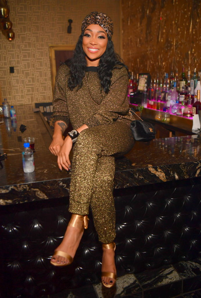 MONICA AT LADIES LOVE R&B HOSTED BY JAGGED EDGE