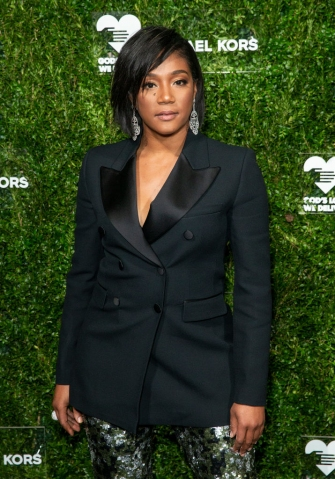 Tiffany Haddish attends the 13th Annual Golden Heart Awards...