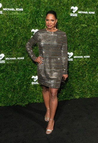 Audra McDonald attends the 13th Annual Golden Heart Awards...