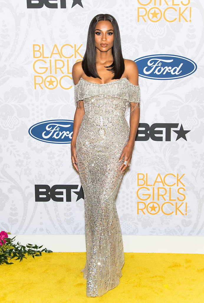 CIARA AT THE BLACK GIRLS ROCK EVENT, 2019